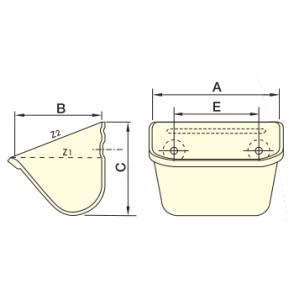 schema colombus plastique
