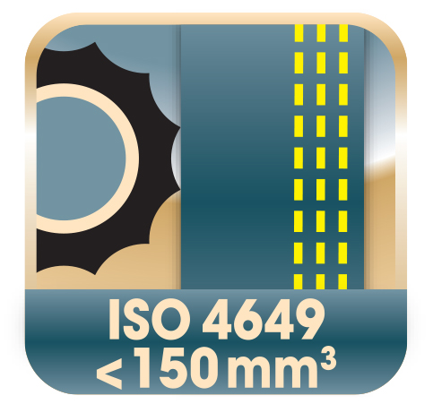 Picto_Sangle Anti Abrasive_ISO4649_150mm
